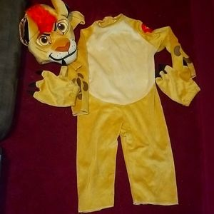 Disney Simba Lion King Costume 2T